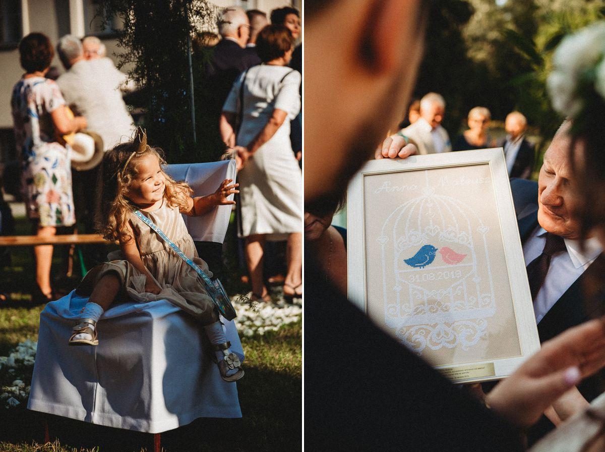 Ślub plenerowy Ani i Mateusza w Pałacu w Gułtowach koło Poznania 198