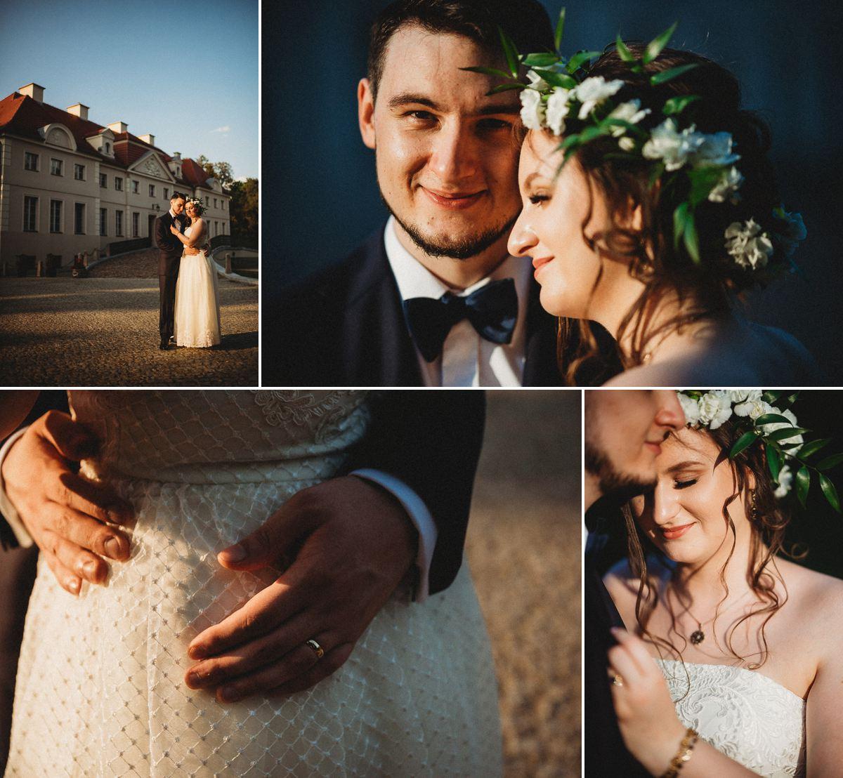 Ślub plenerowy Ani i Mateusza w Pałacu w Gułtowach koło Poznania 238