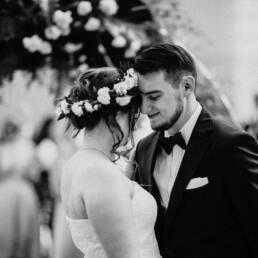Ślub plenerowy Ani i Mateusza w Pałacu w Gułtowach koło Poznania 5