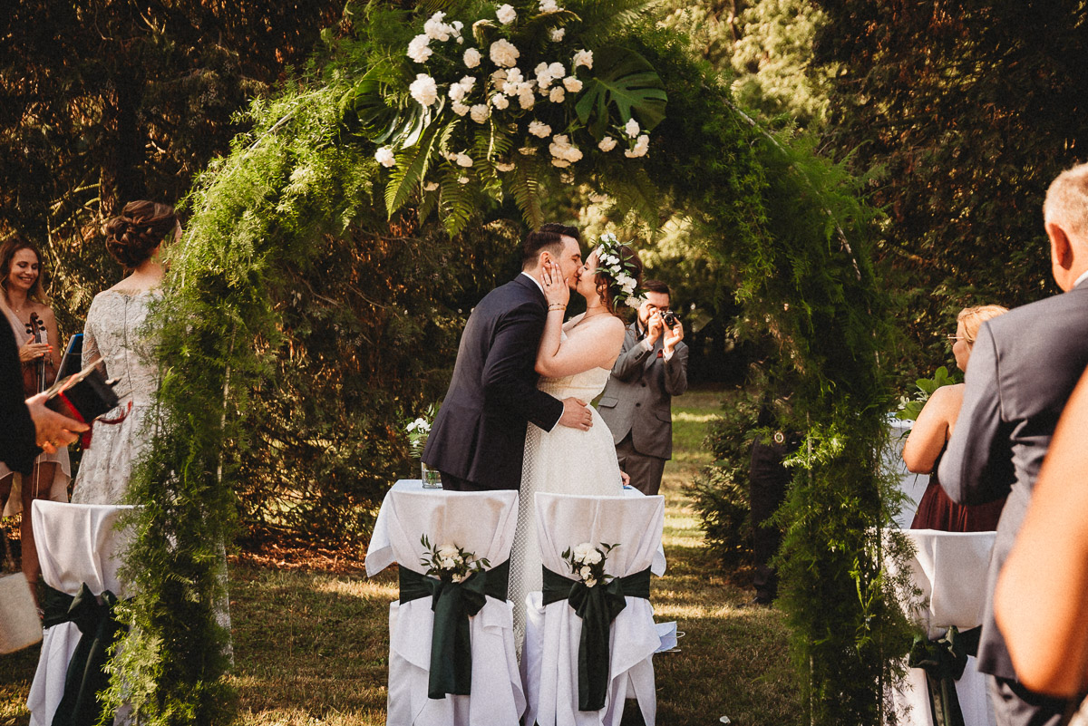 Ślub plenerowy Ani i Mateusza w Pałacu w Gułtowach koło Poznania 176