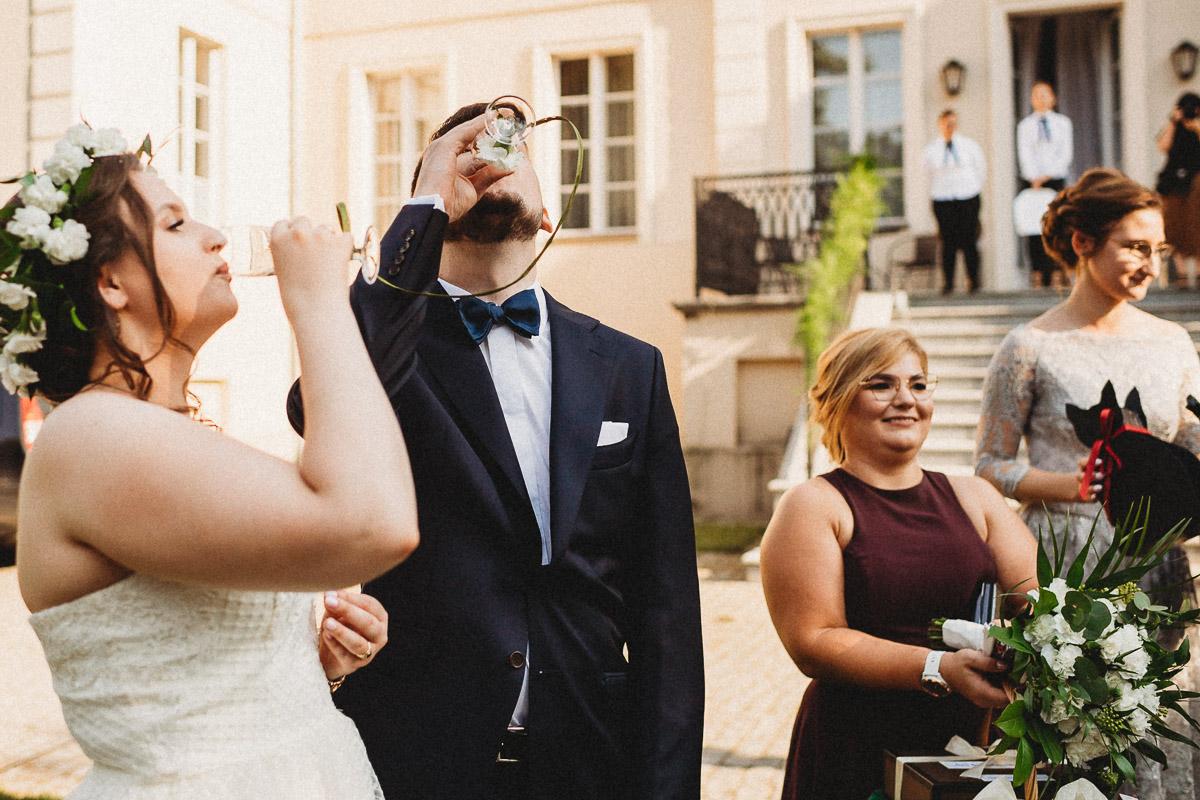 Ślub plenerowy Ani i Mateusza w Pałacu w Gułtowach koło Poznania 220