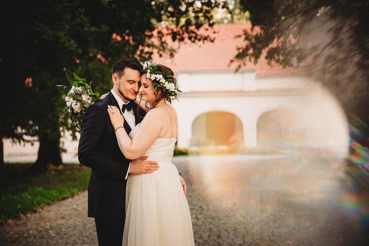 Ślub plenerowy Ani i Mateusza w Pałacu w Gułtowach koło Poznania 256