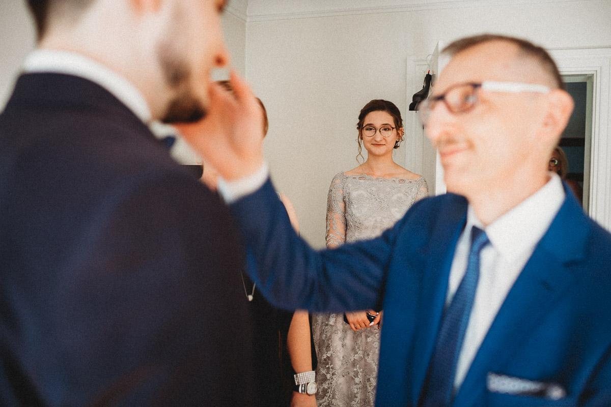 Ślub plenerowy Ani i Mateusza w Pałacu w Gułtowach koło Poznania 65