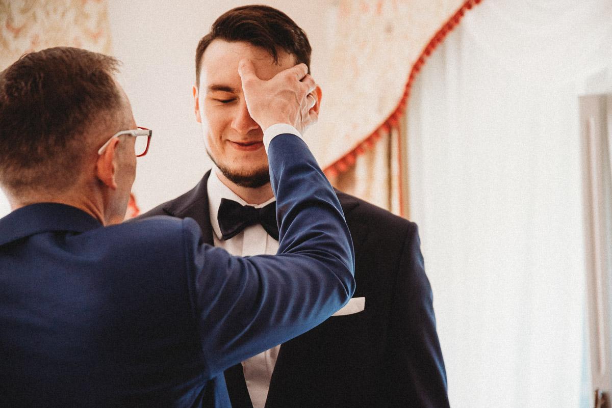 Ślub plenerowy Ani i Mateusza w Pałacu w Gułtowach koło Poznania 63