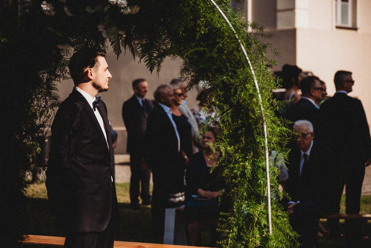 Ślub plenerowy Ani i Mateusza w Pałacu w Gułtowach koło Poznania 101