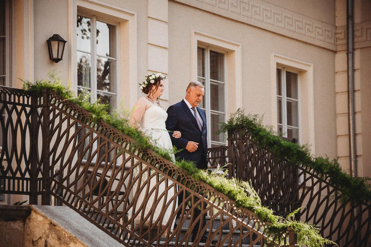 Ślub plenerowy Ani i Mateusza w Pałacu w Gułtowach koło Poznania 107