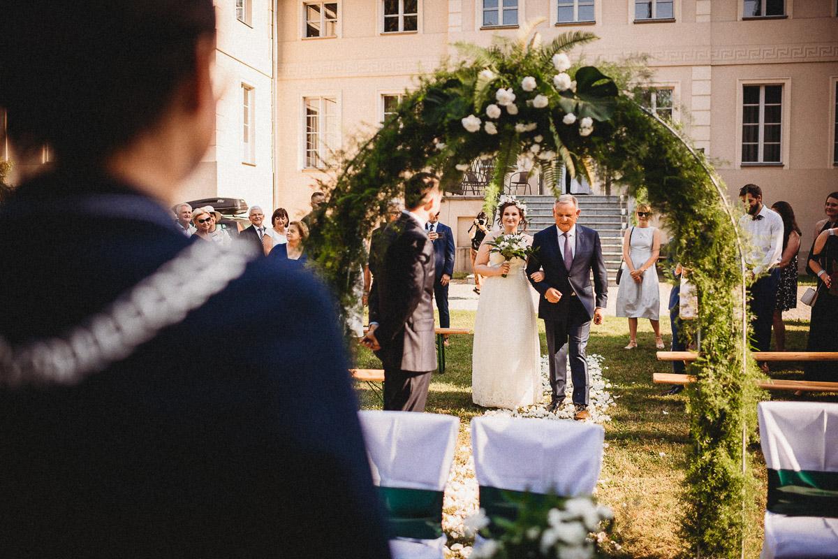 Ślub plenerowy Ani i Mateusza w Pałacu w Gułtowach koło Poznania 113