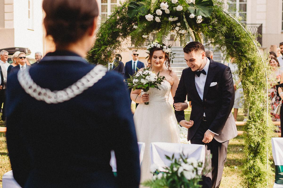 Ślub plenerowy Ani i Mateusza w Pałacu w Gułtowach koło Poznania 117