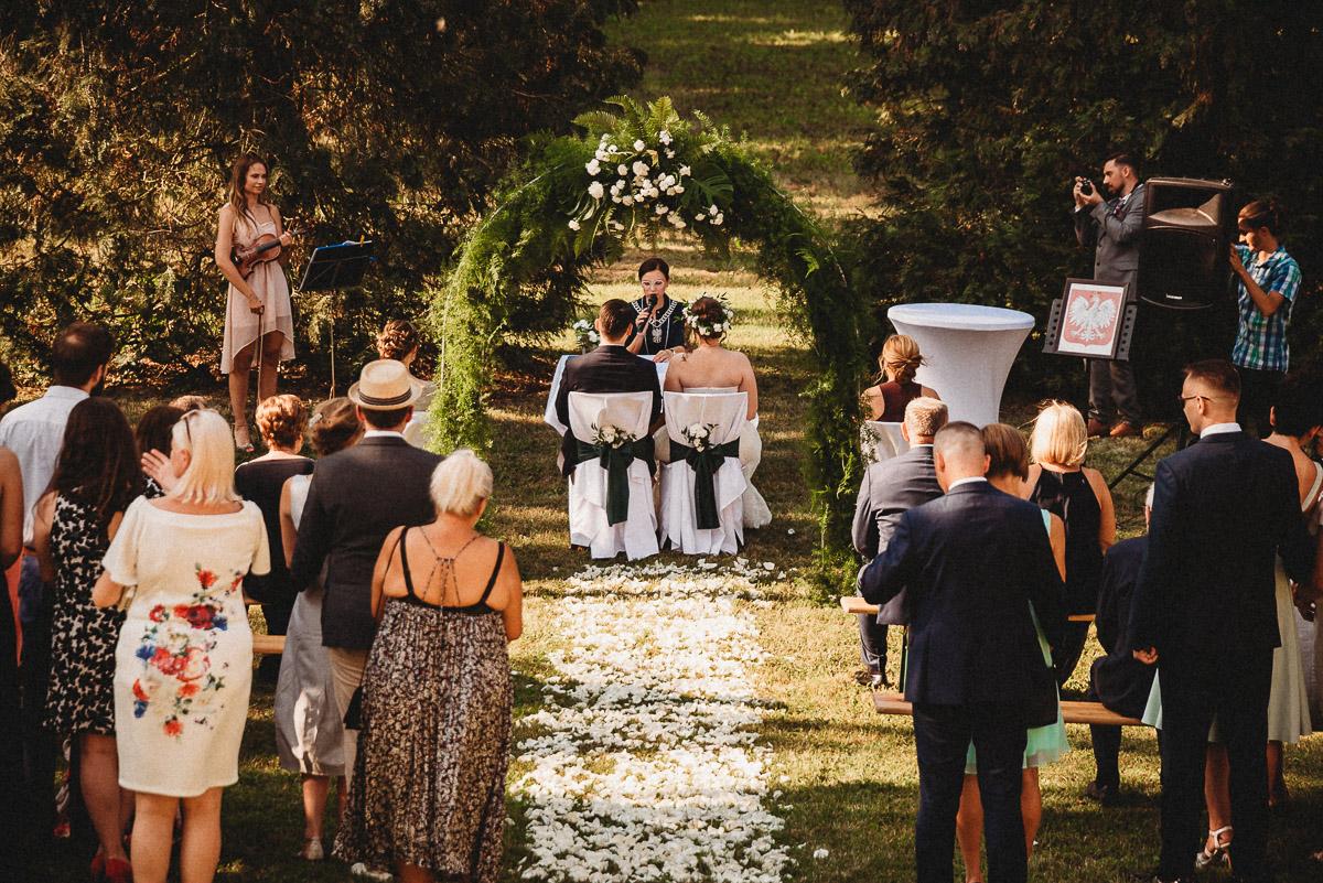 Ślub plenerowy Ani i Mateusza w Pałacu w Gułtowach koło Poznania 127