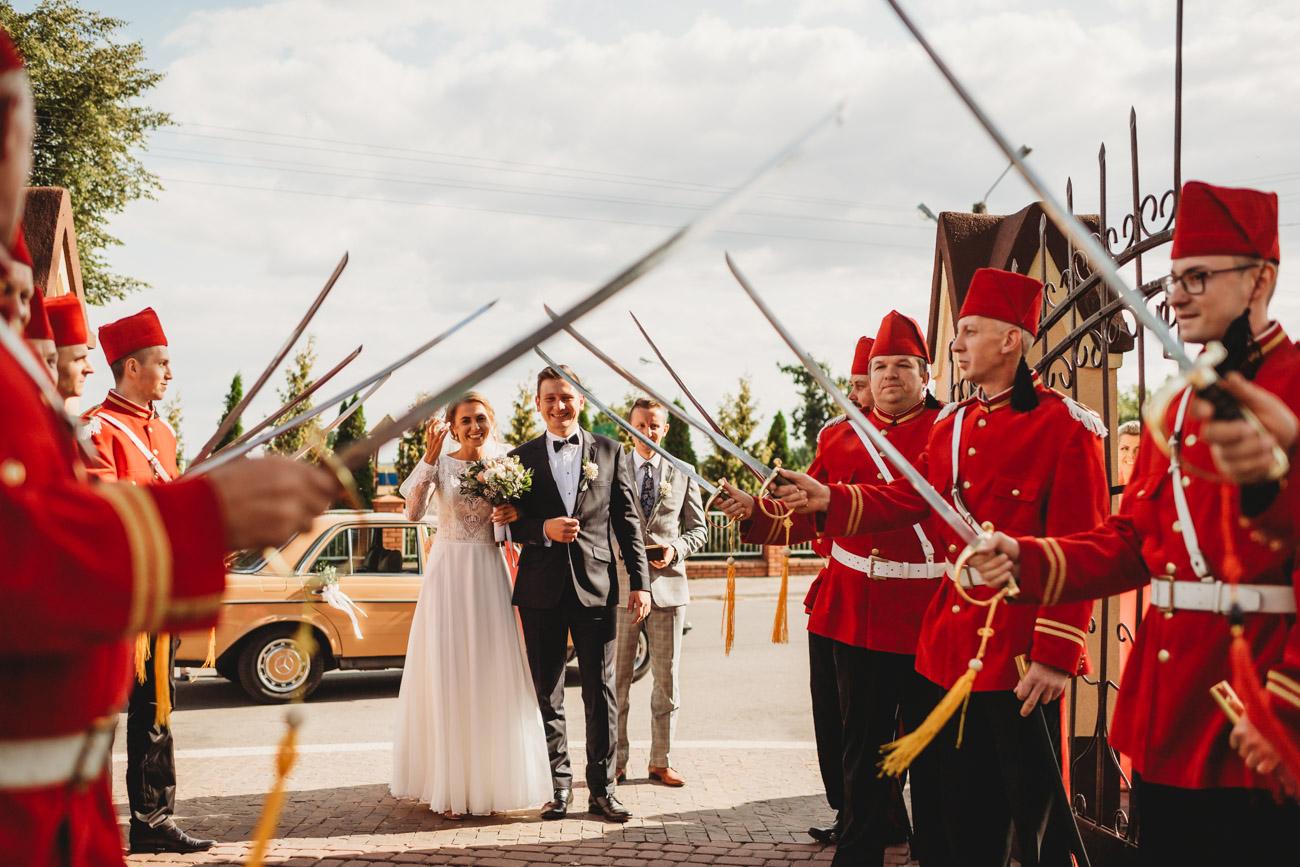Wspaniałe wesele Turkovia Turek 171
