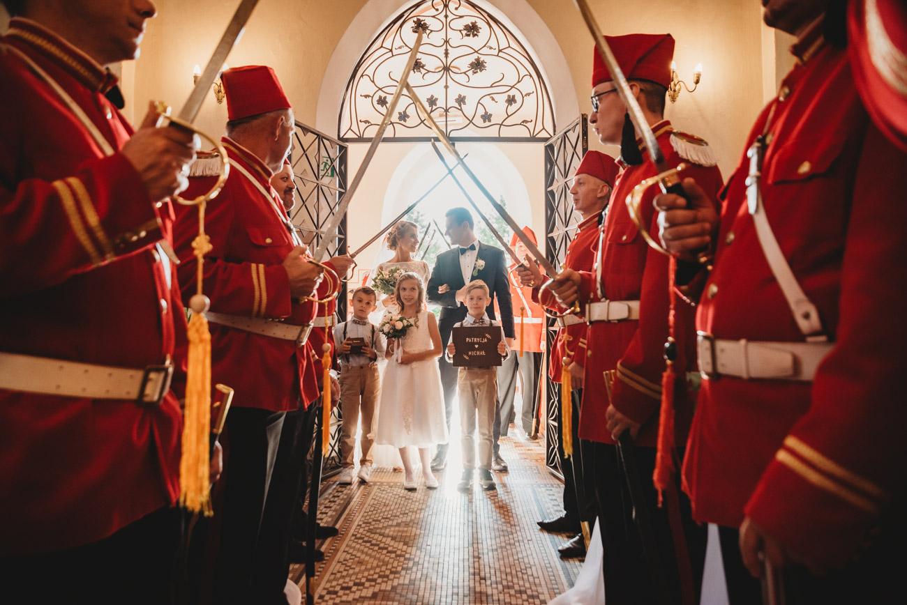 Wspaniałe wesele Turkovia Turek 183